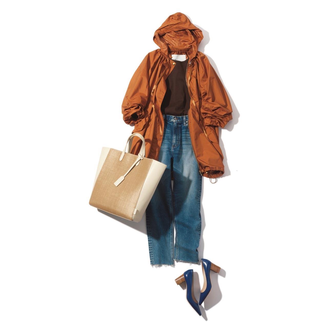 アラフォーを輝かせる4大春アウターのコーディネート実例集|40代レディースファッション_1_41