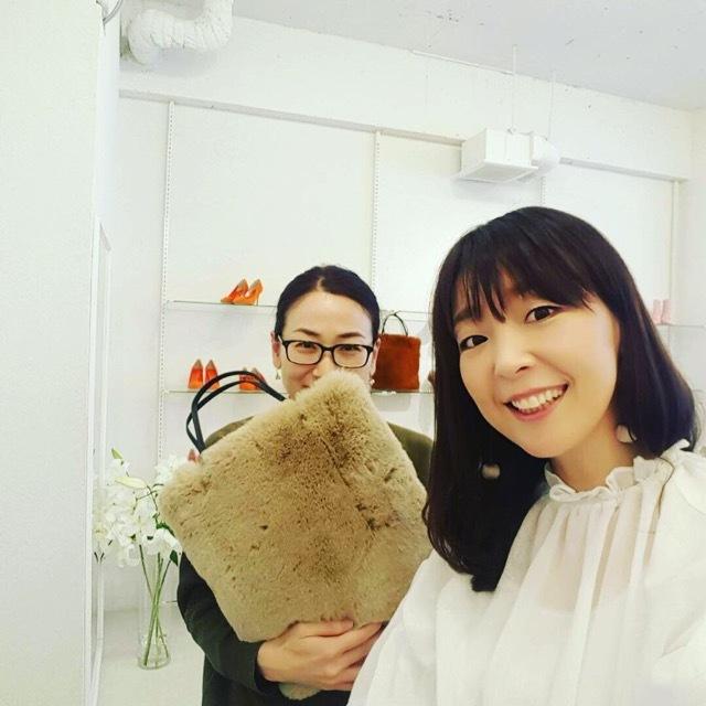 """アラフォーにも嬉しい品のある可愛さが満載な、""""TSURU by Mariko Oikawa 2019 FALL  EXHIBITION""""_1_2-2"""