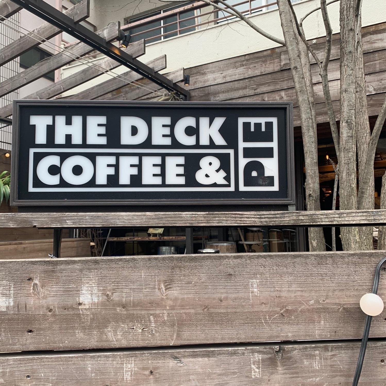 【THE DECK COFFEE & PIE】原宿のおすすめランチ︎☺︎_1_1