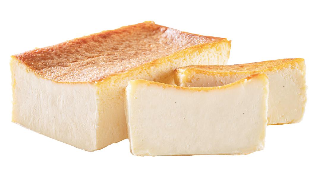 バスクチーズケーキ、初めて食べました!【新川優愛のスイーツ連載】_1_4