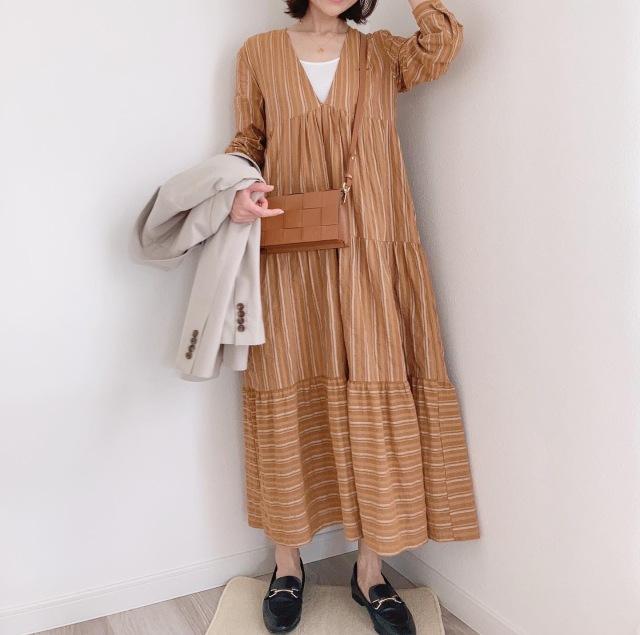 やってみたかった配色♡【momoko_fashion】_1_4-1