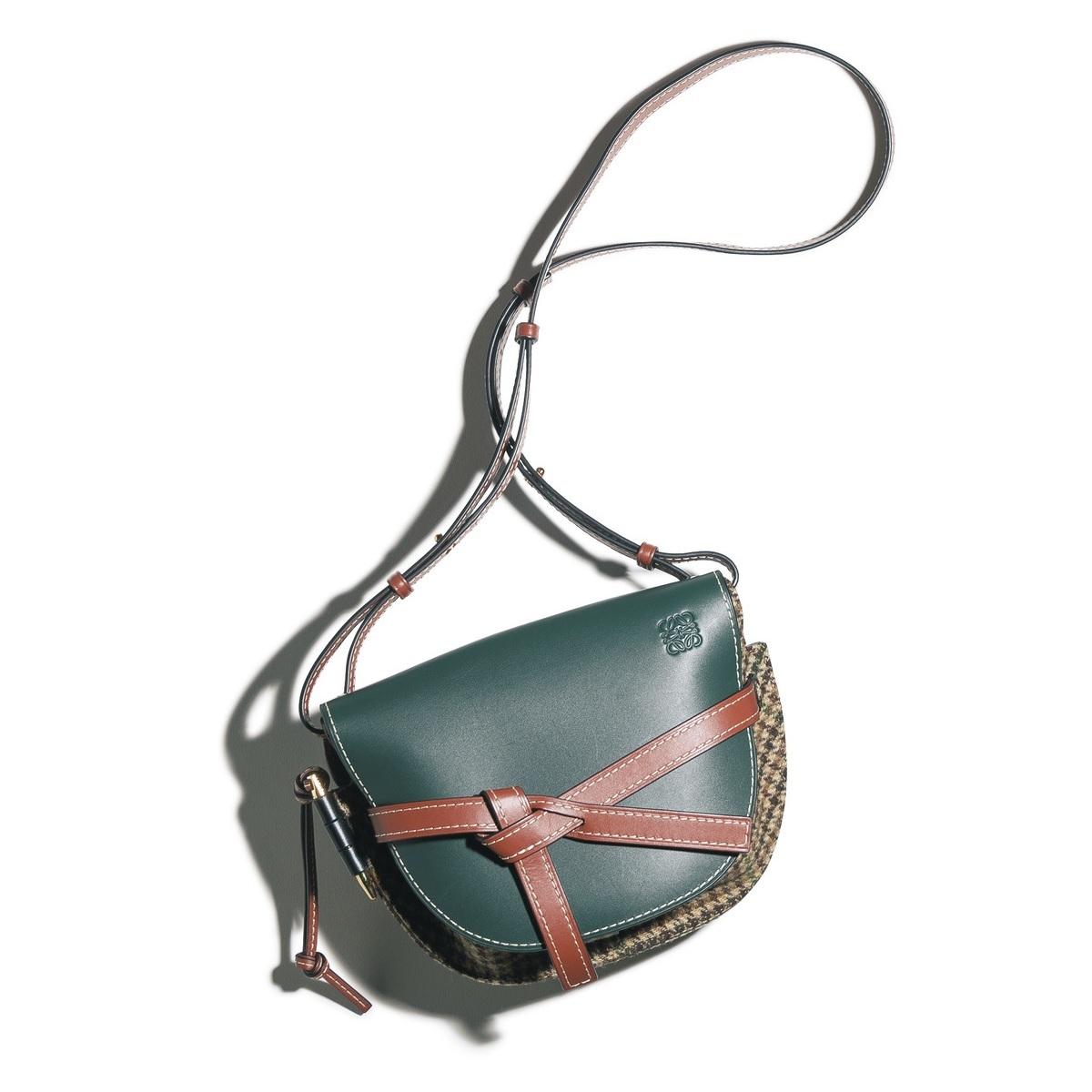 ファッション ロエベのショルダーバッグ