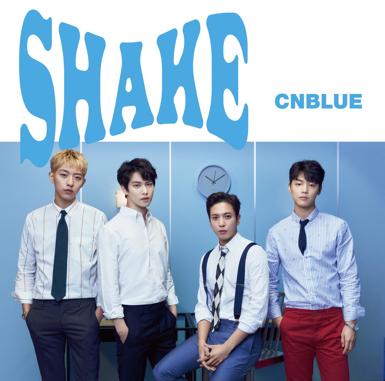昨年の日本デビュー5周年アニバーサリーイヤーの勢いより、 さらに加速するCNBLUE、シングル「SHAKE」リリース!_1_3