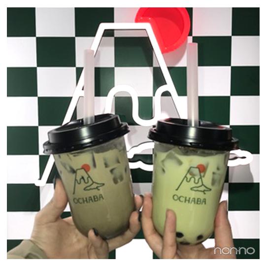 OCHABA 日本茶ミルクティー専門店
