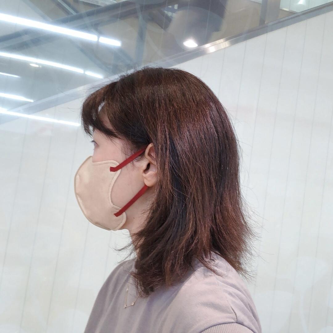 オシャレ可愛い♡不織布マスクが気になります♡!_1_5
