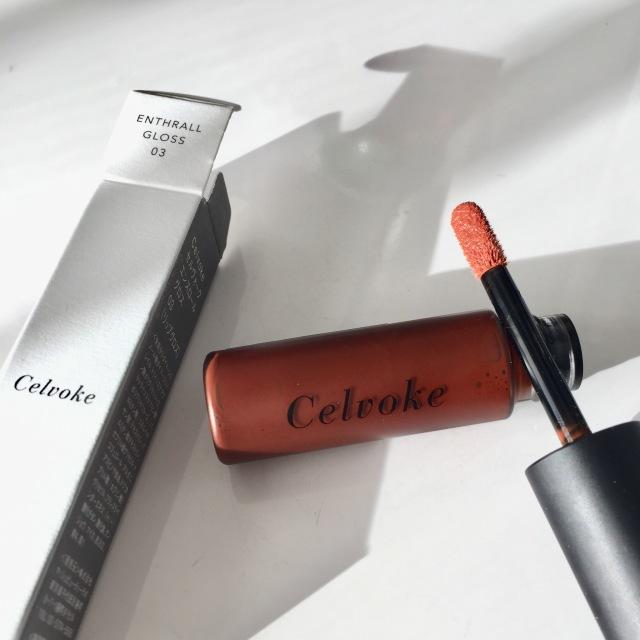 幻になる前に急いで!Celvokeのテラコッタ#09のグロスが新発売!_1_1