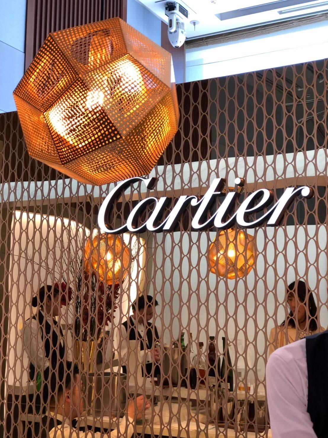Cartier新作発表会〜L'Esprit Cartier〜_1_3-1