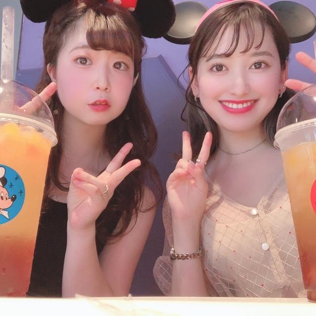 【 TokyoDisneyland 】時間限定 の タピオカ !?_1_3-1