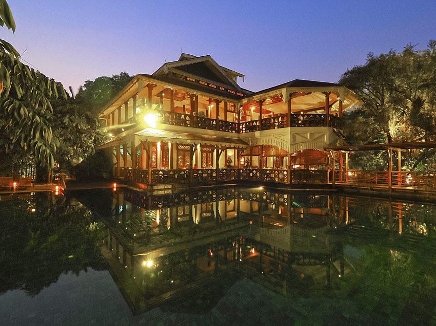 <ミャンマーの旅>古きよき時代へ誘う、英国ビクトリア スタイルのホテル(ヤンゴン-③)_1_1