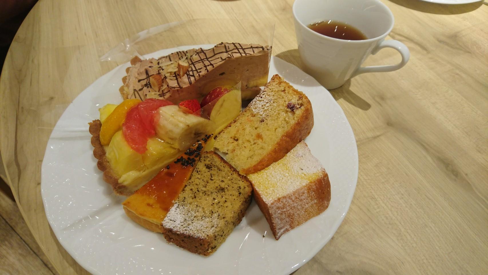 タルト食べ放題の「デリスタルト&カフェ」_1_2-2