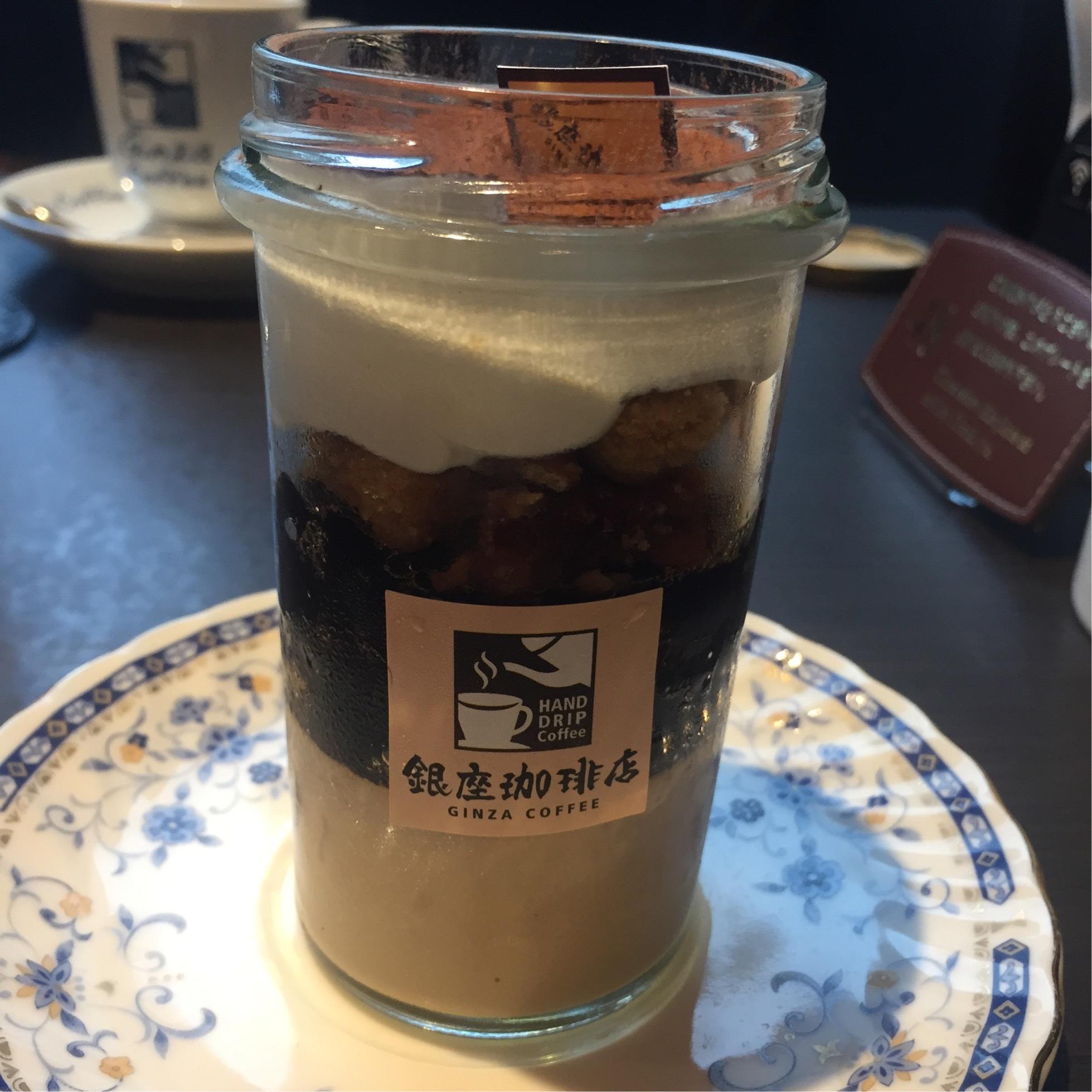 銀座の昔ながらの喫茶店♪【パンケーキ】_1_2