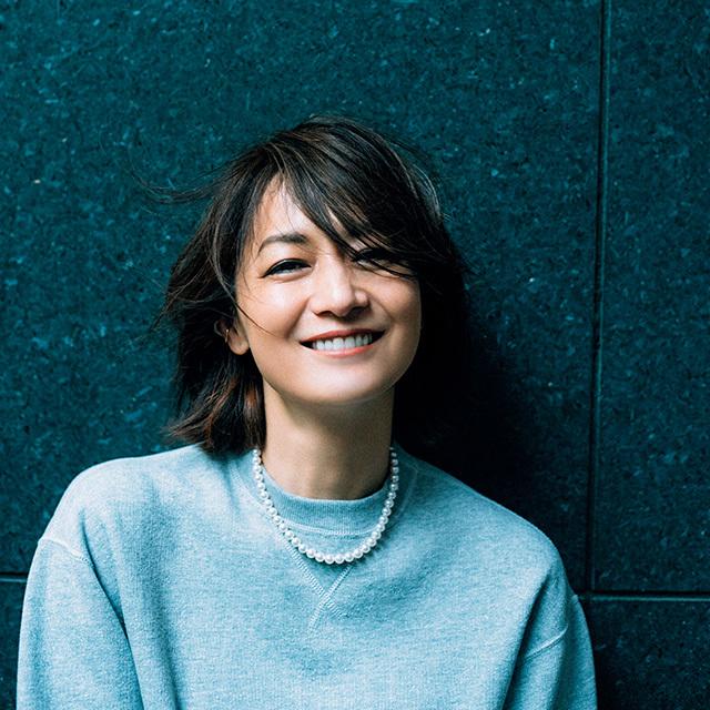 """【富岡佳子 ファッションは私の生き方です。】パールのネックレスから学んだおしゃれの""""微差""""_1_2"""