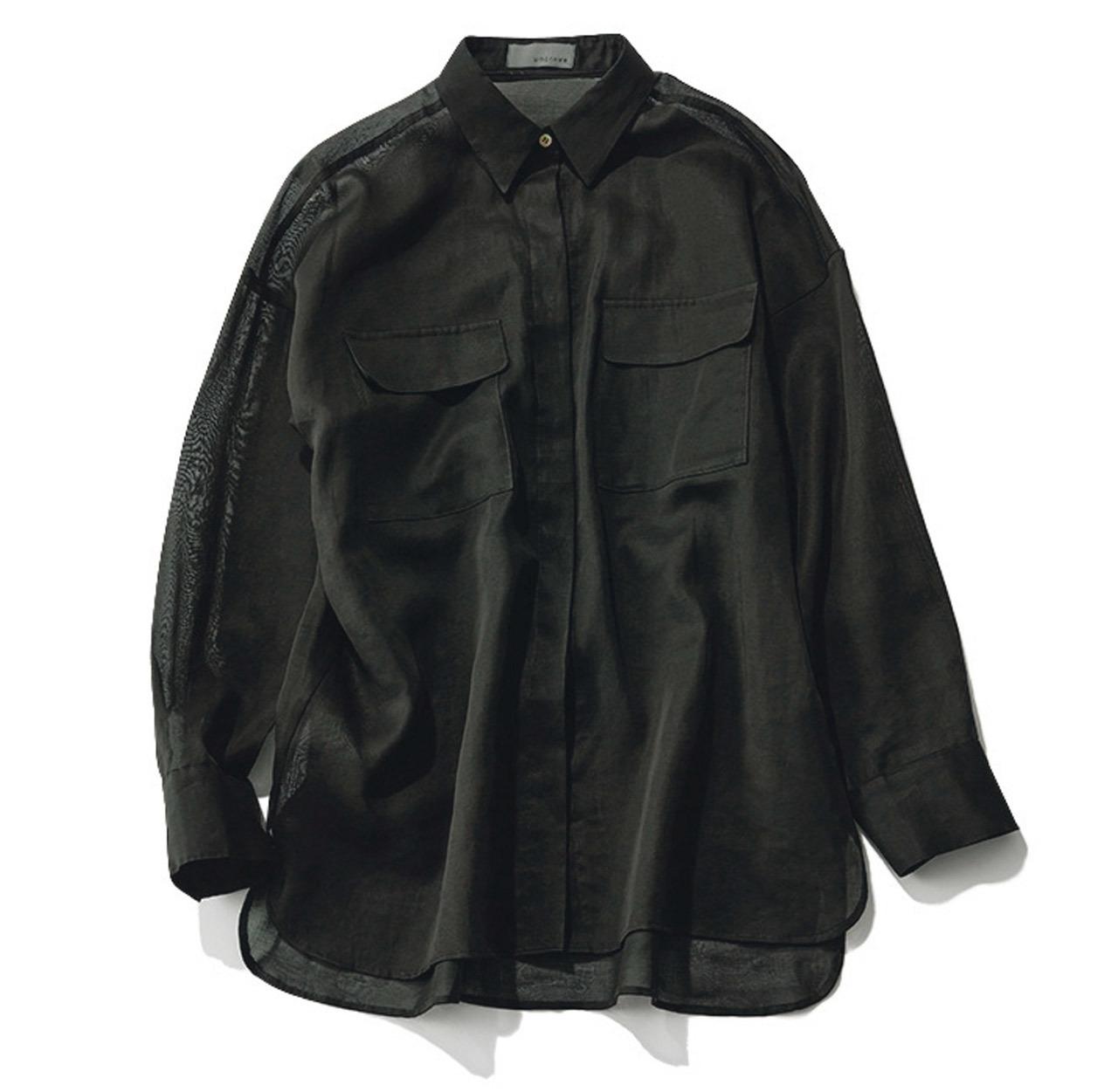 SHEER SHIRT/透けシャツ