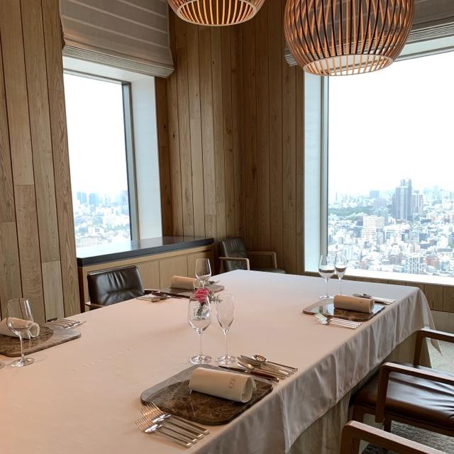 タワーズレストラン「クーカーニョ」個室