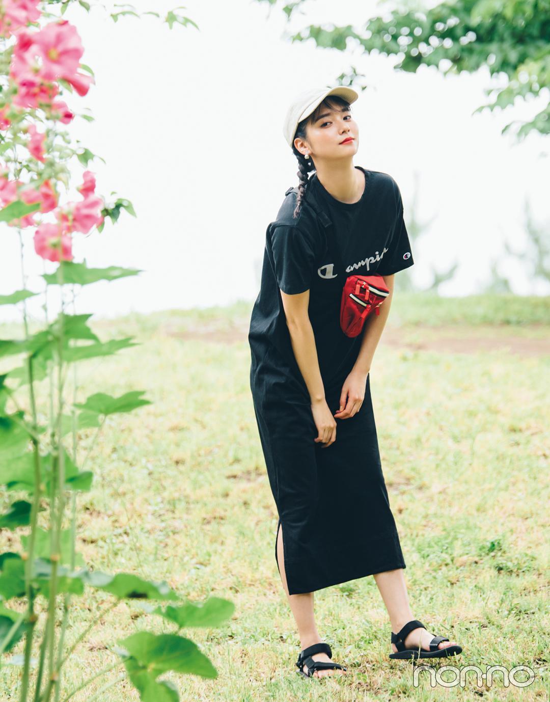 きれいめ派必見! 新川優愛の私服コーデが好感度抜群ってウワサ♡ _1_2-4