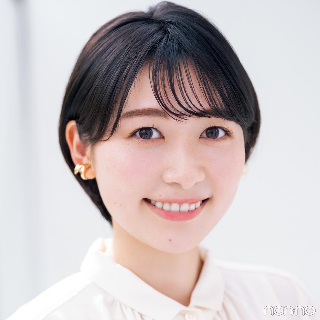 丸顔さん代表 non-noカワイイ選抜No.96 ゆきなさん after