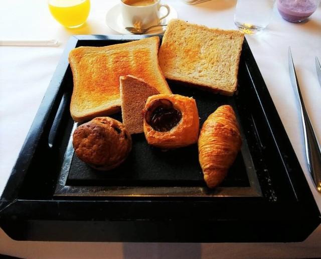 ウェスティンホテル東京・朝食もビクターズ♪【セレブリティ ブレックファ-スト】_1_5-8