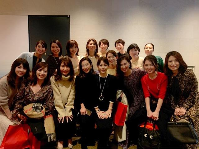 2019年 Marisol美女組ランチ会_1_8