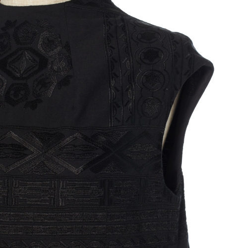 KINO 刺繍ワンピース ¥48,000+税