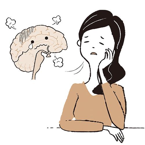 「イラスト無料 うつと脳」の画像検索結果
