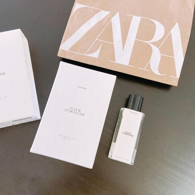 念願のお買い物!ZARAとJOMARONEの香水_1_2