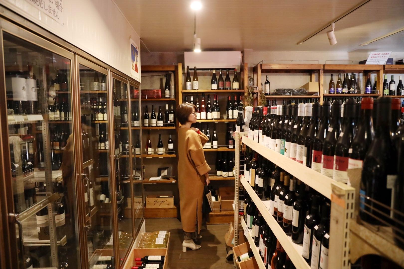 鎌倉でお気に入りの酒屋さんで美味しい自然派ワインの角打ちを♪_1_3-2
