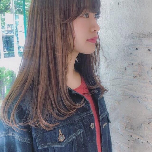 ☆new hair☆7cmカットでミディアムヘアに_1_1