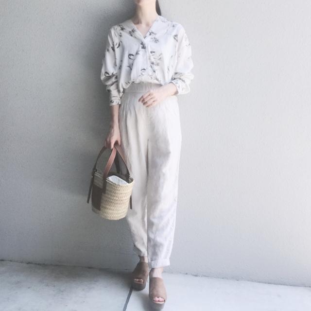 今選びたいのは、夏まで穿ける心地よい「リラックスパンツ」_1_3