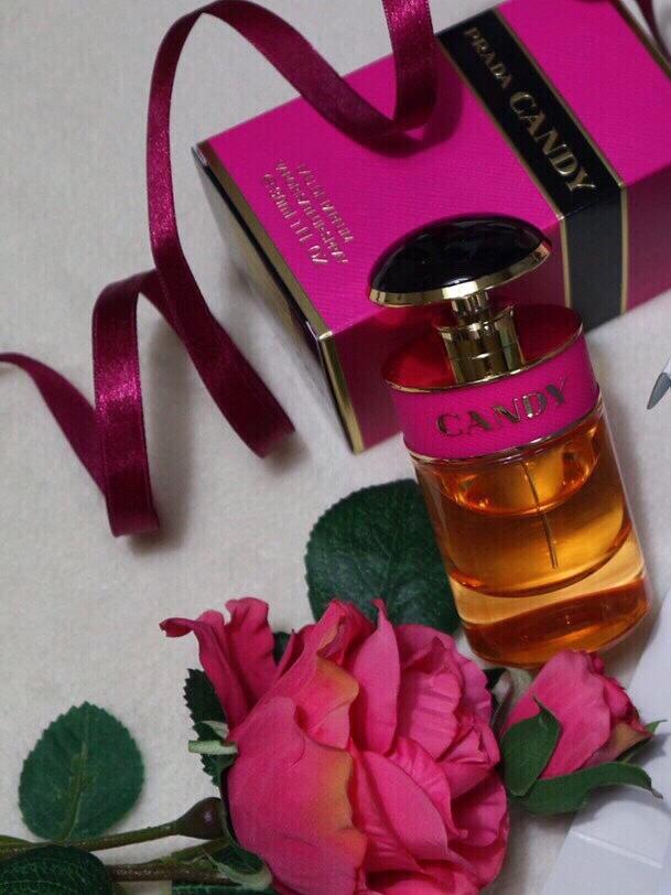 【 第71回❤︎ 】この香りが好き♡私のお気に入りの香水-プラダ キャンディ-_1_4