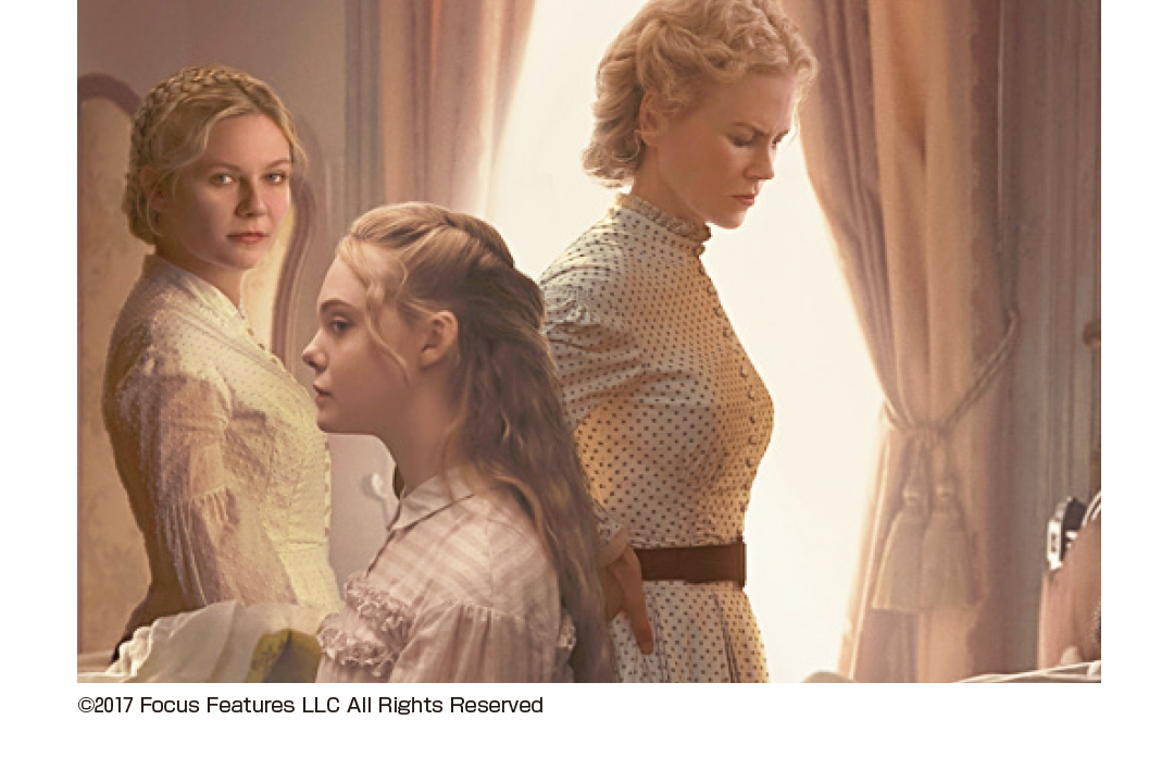 『The Beguiled ビガイルド 欲望のめざめ』etc.話題の映画をピックアップ!【Check The Hits!】_1_1-2