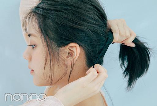 裏技ヘアアレ♡ 大人っぽいのにBABY感のある後れ毛が最強!【今どきBABYフェイス⑫】_1_6