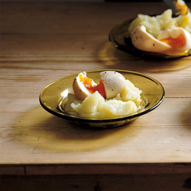 半熟卵のナンプラー漬け