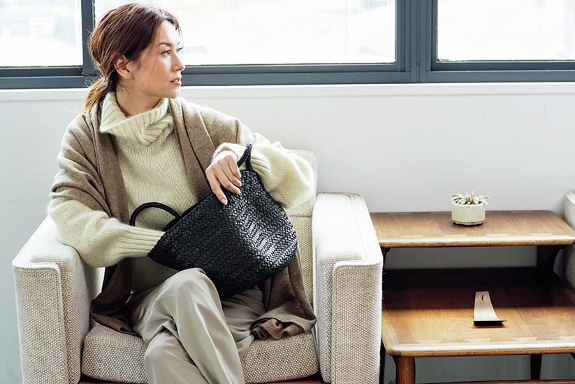 スタイリスト森慶子さんが提案! 女性が素敵に見えるシックな秋服_1_1