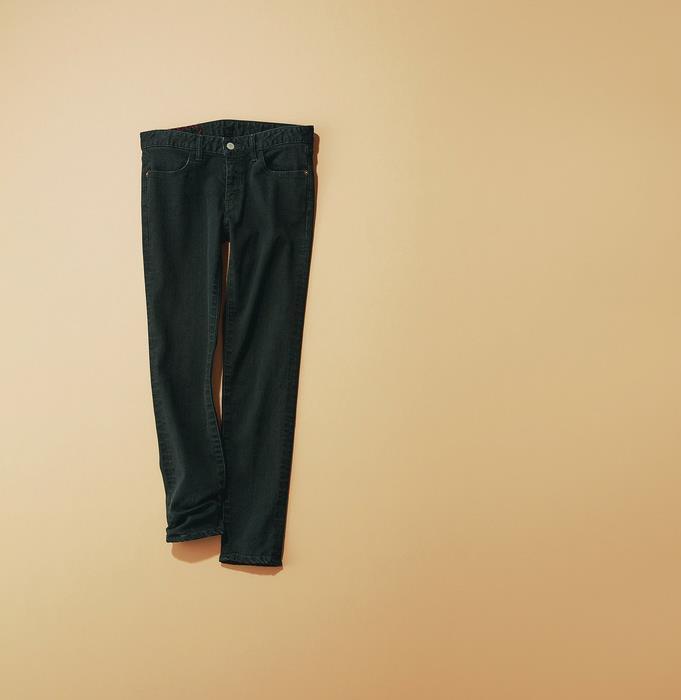 ファッション RH ヴィンテージのブラックスキニーデニム