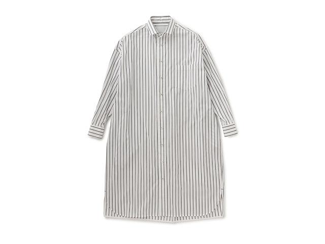 パリッとしたシャツを着たい時におすすめ、TICCAのシャツドレス_1_1