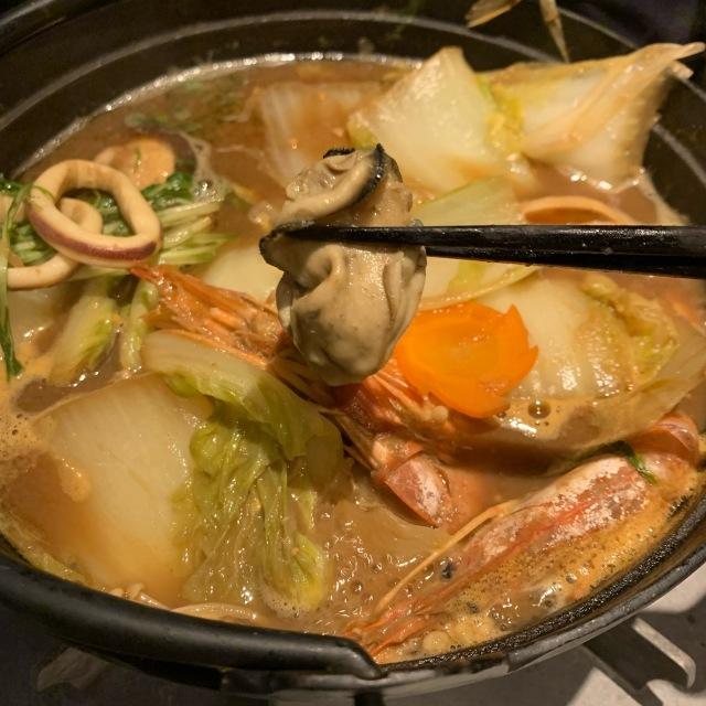 牡蠣 痛風鍋