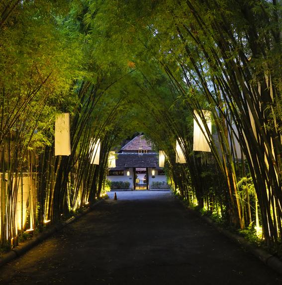 隠れ家の趣き タイ チェンマイのラーンナースタイルホテル 5選_1_1