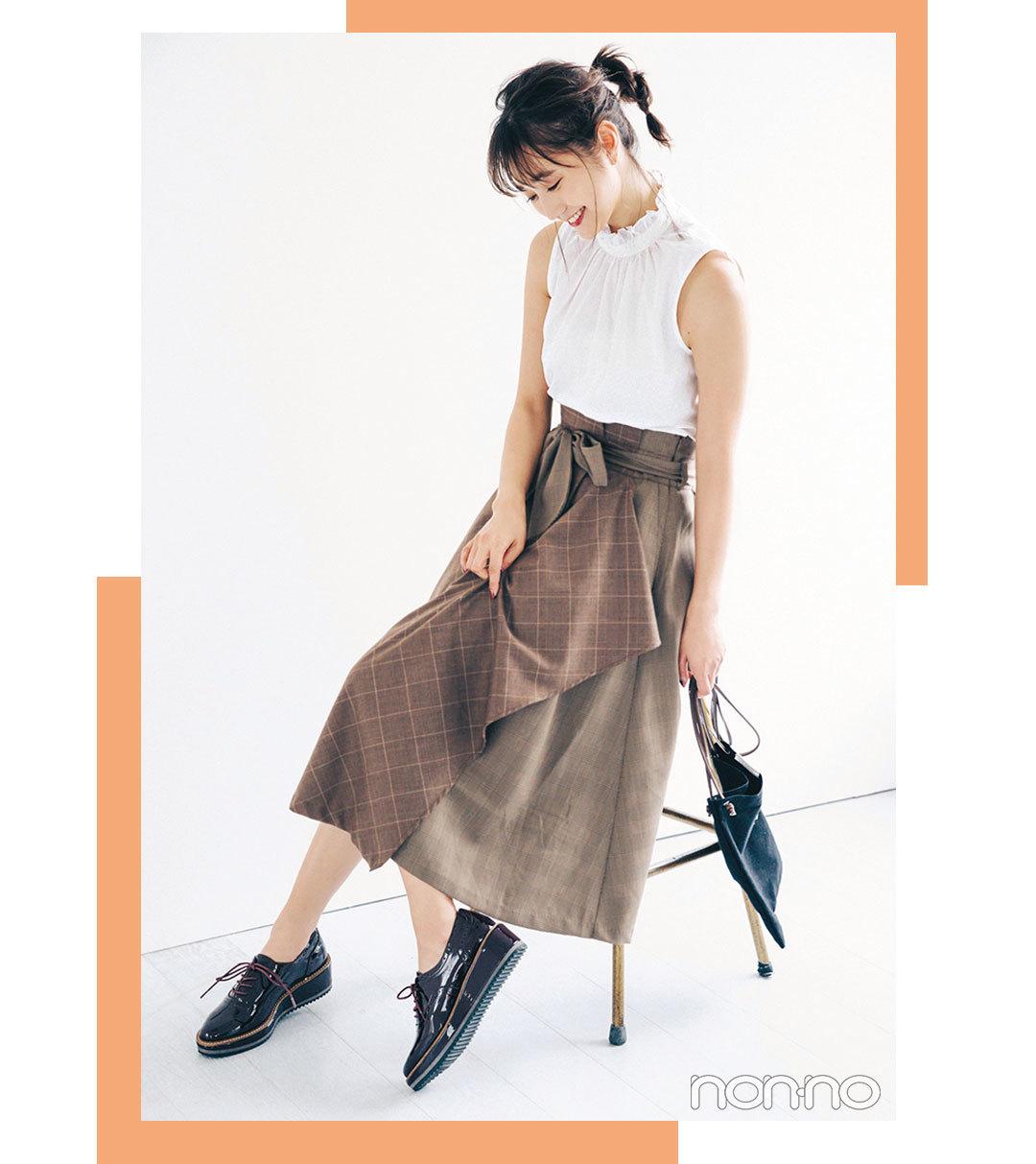 今から着られる♡ スナイデル&ユニクロ他、人気ブランドの秋新作を先取り!_1_2-5