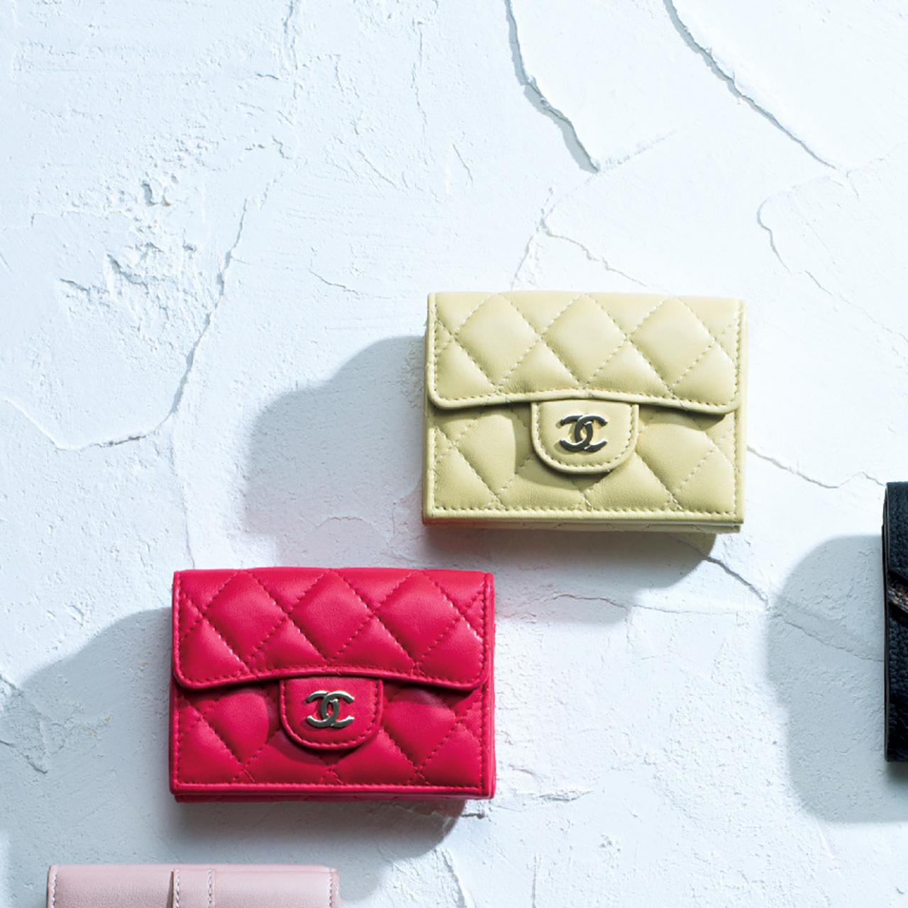 小さい財布が幸せを連れてくる! 五選