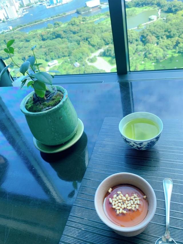 CONRAD東京「風花」日本料理・創作和食で女子会ランチ_1_7