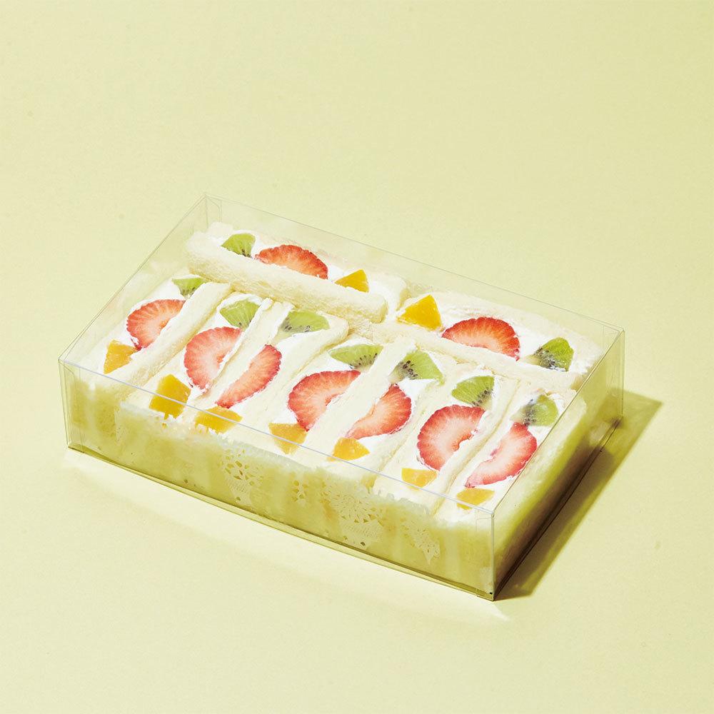 果物のお手土産_パーラーシシドのスペシャルフルーツサンド