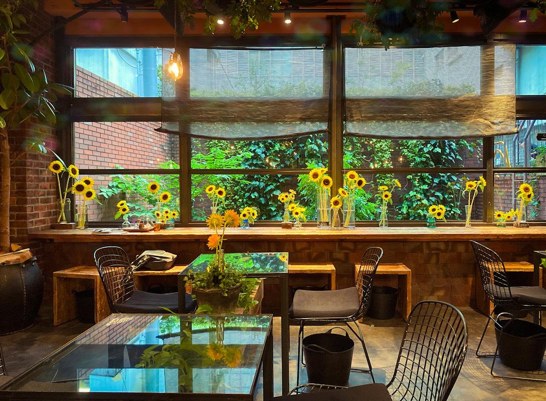 食べられる花、エディブルフラワーのスイーツが食べられるカフェ♡【ウェブディレクターTの可愛い雑貨&フードだけ。】_1_5