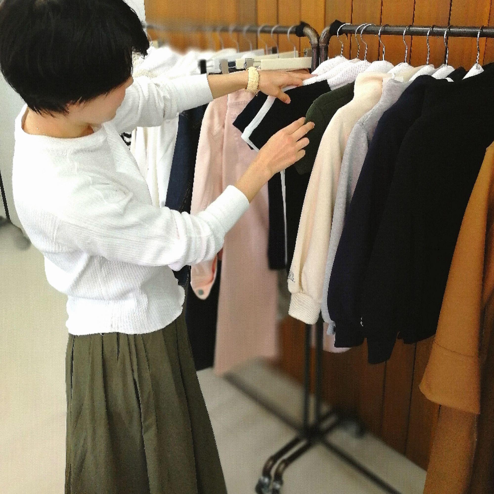 Marisol誌面で一目惚れしたスカートを求めて_1_1-3