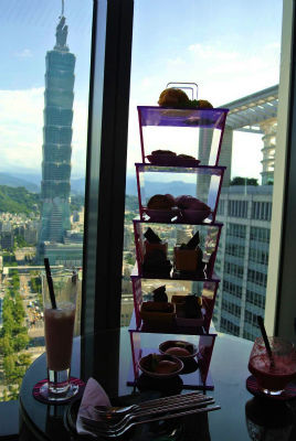 大人女子旅、台北♡W ホテルでアフタヌーンティー_1_1