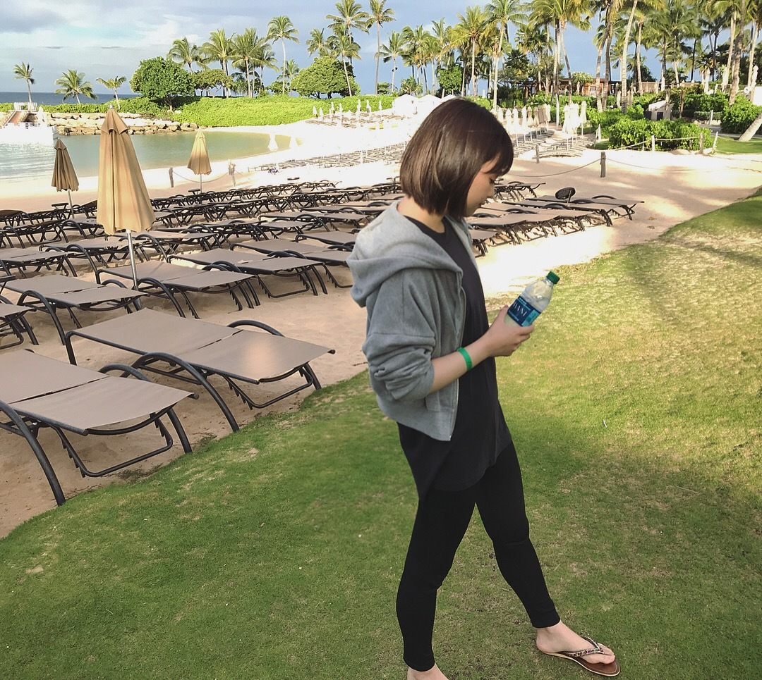 アウラニ ディズニー in hawaii ❤︎「spa & morning yoga」_1_3