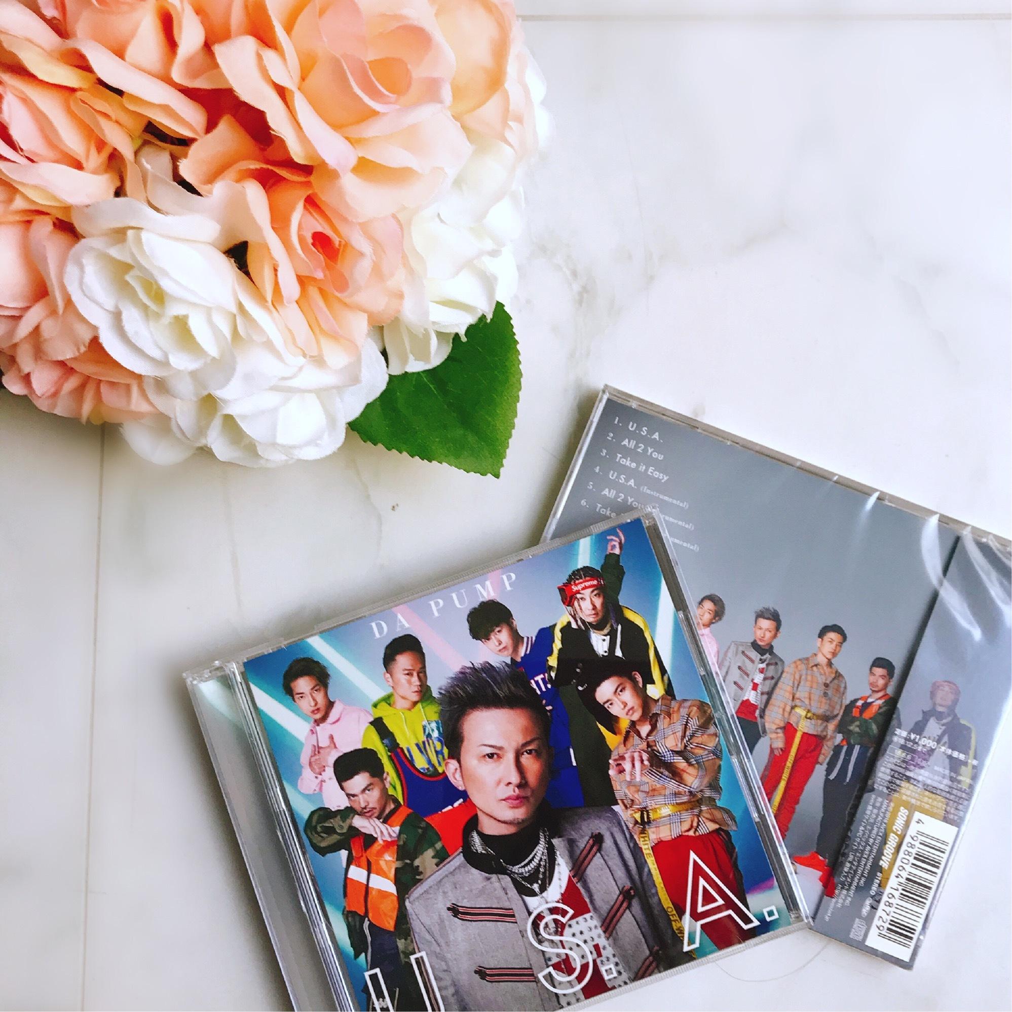 DVD付きのものは売り切れで、こちらはCDだけのバージョンです。