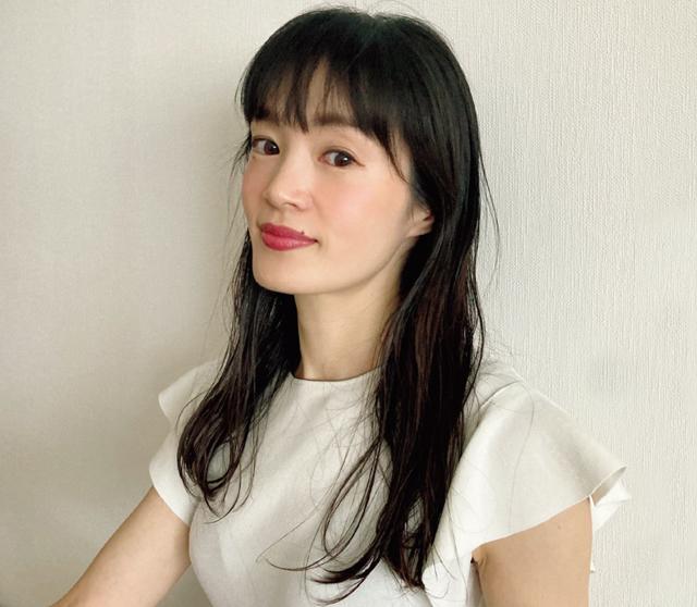 美容エディター 鵜飼香子さん