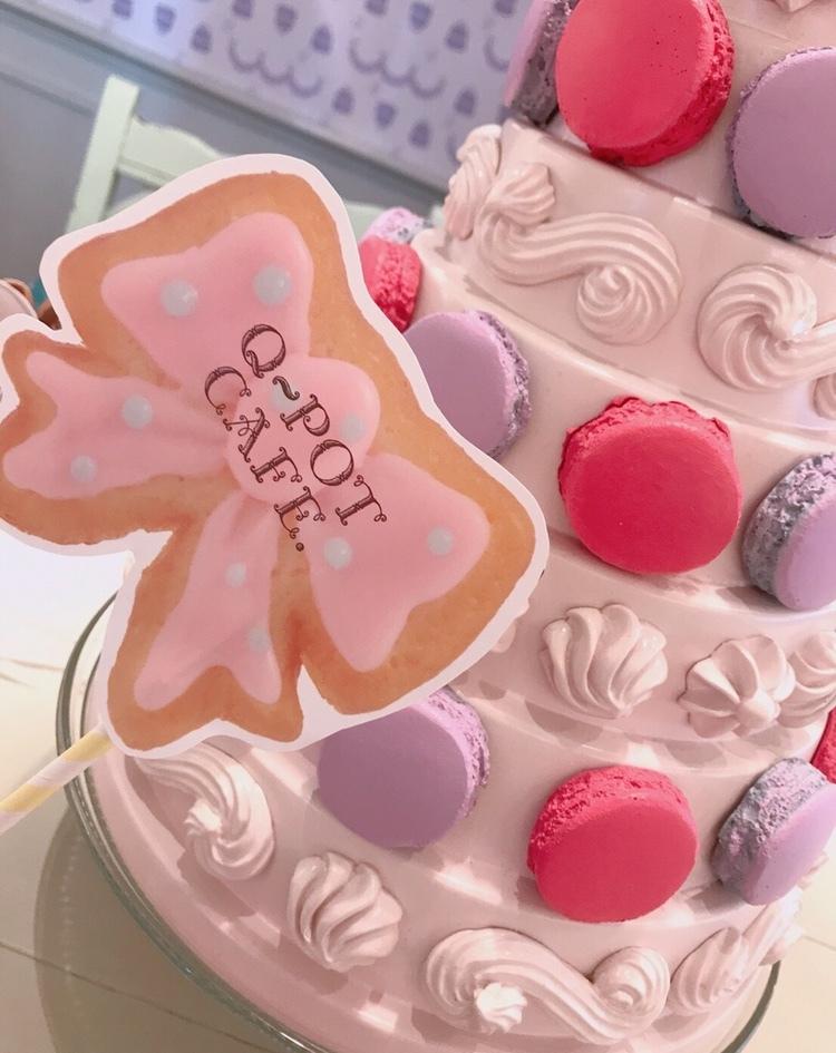 可愛すぎる!Q-pot CAFEのクリスマス限定メニュー♡_1_1
