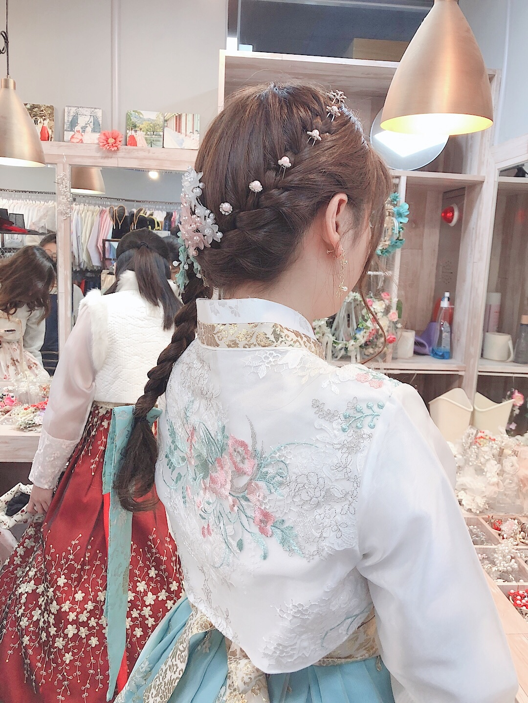 【韓国旅行】種類が豊富なチマチョゴリレンタル店!☆_1_5-2