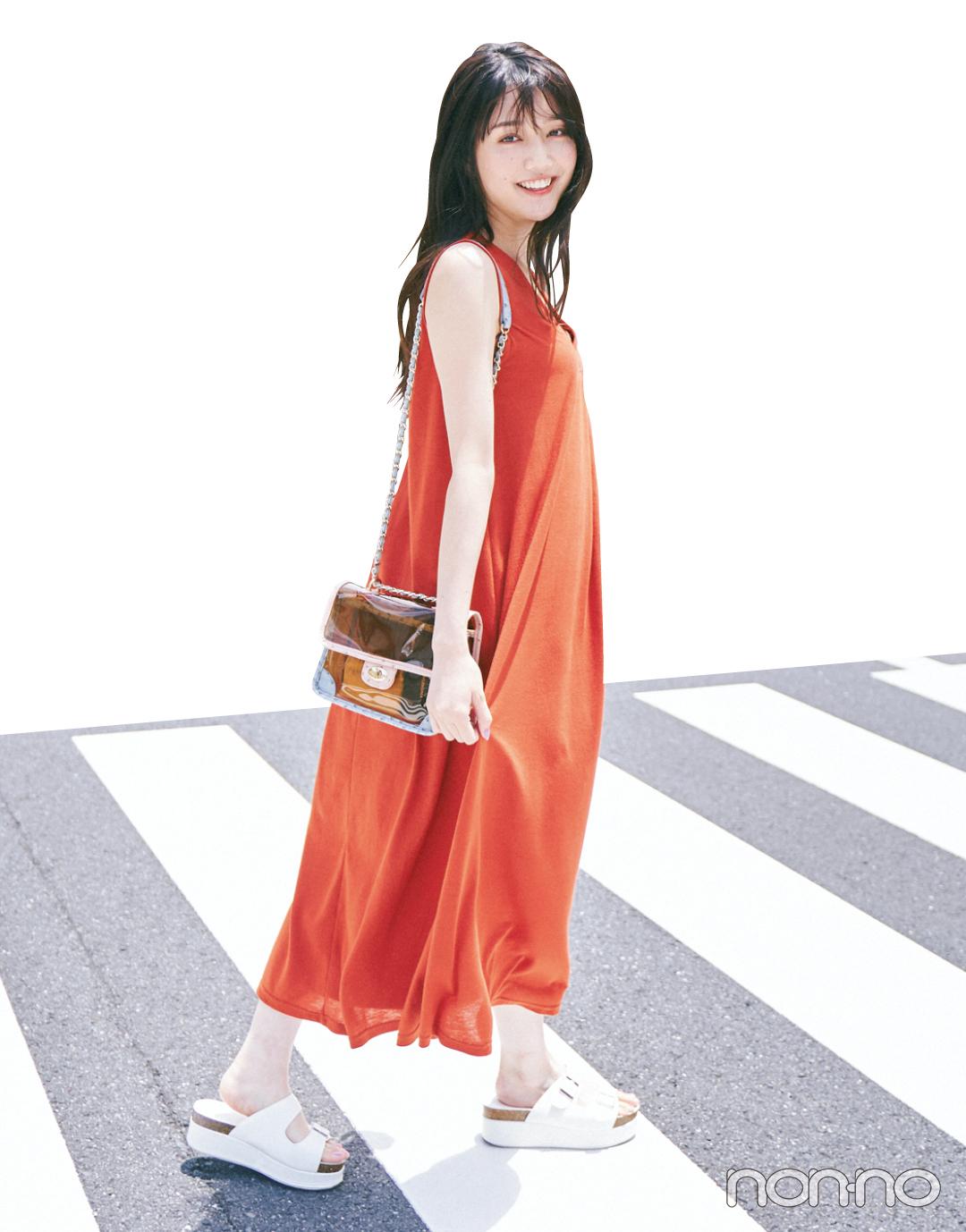 楽で可愛い旅服、きれい色ワンピの選び方etc.…ノンノモデルが夏コーデの悩みにお答え!_1_2-3